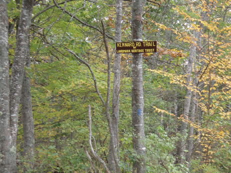 Kennard Rd Trail Sign sm.jpg